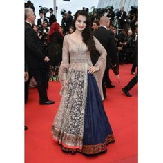 $183 Amisha Patel Lehenga Choli with FREE shipping worldwide offer.