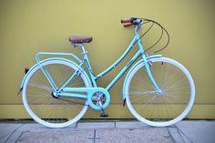 Iris by Foffa Bikes in Azure