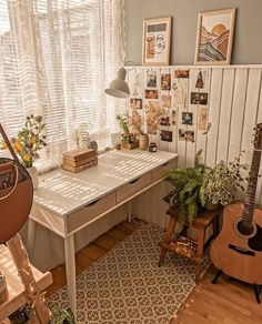 Study Room Decor, Room Ideas Bedroom, Bedroom Decor, Small Room Decor, Bedroom Inspo, Aesthetic Room Decor, Cozy Room, Dream Rooms, My New Room