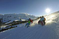 Die längste Schlittelstrecke der Ostschweiz befindet sich beim Kronberg in Jakobsbad AI. Mount Everest, Mountains, Travel, Google, Beautiful, Tourism, Switzerland, Searching, Viajes
