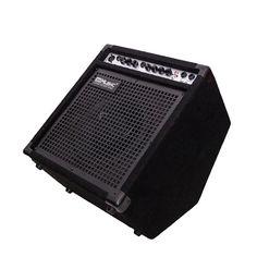 Personal Monitor Amplifier Electric Drum Workstation Keyboard Speaker Guitar Amp #Coolmusic