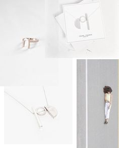 Young Frankk vía OY! blog #jewelry #minimal