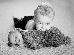brothers...would be cute to recreate if big brother cooperates
