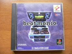 Beatmania 1st Mix JPN PSX