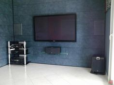 Very clean installation #home #cinema #HomeCinema #Focal