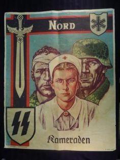 Nord .Kamaraten . ca.1940...