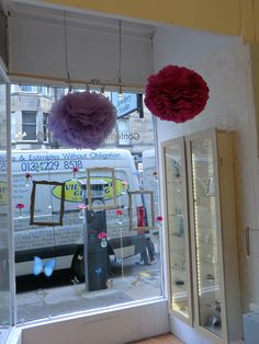 Pom Poms at the ACS Jewellery Studio, Edinburgh