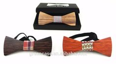 2016 Wholesale Special Gift Men Bowtie Wooden Bow Tie Commercial Bow Tie