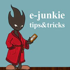 E-junkie's copy paste shopping cart and buy-now buttons can be placed on any website, blog, social-network or forum to sell anything digital (software, ebooks, music, videos) or tangible (t-shirts, posters). If you don't have a website, you can create a store on E-junkie!