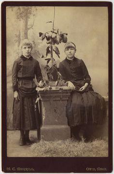 Dark Dissolution: Victorian Mourning Attire