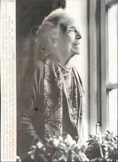 1974 Alice Roosevelt Longworth Daughter of President Theodore Wire Photo | eBay