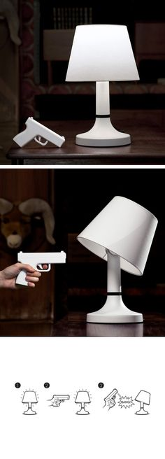 BANG! lamp by bitplay