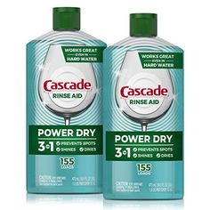 Amazon has the Cascade Power Dry Dishwasher Rinse Aid, 16 Fl Oz, 2 Count priced at $11.62. Clip the coupon and check out using Subscribe & Save to get this for only $7.48 with free shipping. TO GET THIS DEAL: CLICK HERE to go to the product page Clip the available coupon – Enter code…