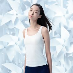 Discover the new selection of Innerwear at UNIQLO online. Select from a variety of styles and colours to suit your style. Uniqlo, Mens Innerwear, Suits You, Fuji, Basic Tank Top, Bamboo, Your Style, Underwear, Tecnologia