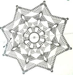 Not Your Grandma's Doily – Spectacular Suede Crochet Doily – Free Pattern Crochet Snowflake Pattern, Crochet Doily Diagram, Crochet Motif Patterns, Crochet Stars, Crochet Circles, Crochet Dollies, Crochet Snowflakes, Crochet Flowers, Crochet Dreamcatcher