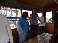 Me, Martina and Natascha
