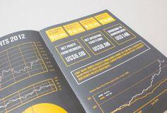 Stratum Annual Report on Behance