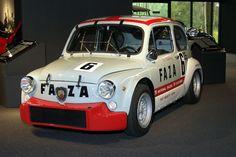 The Revs Institute | 1970 Fiat Abarth TCR