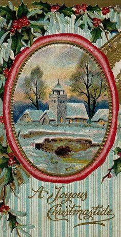 .۞۩  Christmas greeting card..