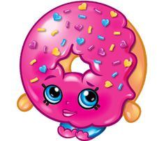 Let's go shopping! Shopkins are the super cute, small characters that live in a BIG shopping world! There's hundreds of Shopkins to collect and enjoy! Bolo Shopkins, Fete Shopkins, Shopkins Bday, Shopkins Donut, Shopkins Cartoon, Shopkins Cookies, Shopkins Characters, Party Printables, Easter Printables