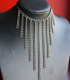 Chain Glam Rock Necklace