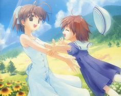 free screensaver wallpapers for clannad