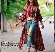 Fashion 2019 New Moda Style - fashion Kurta Designs, Kurti Designs Party Wear, Blouse Designs, Stylish Dresses, Trendy Outfits, Casual Dresses, Fashion Dresses, Jeans Fashion, Sexy Dresses