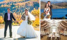 Weddings at C Lazy U Ranch in Granby, Colorado.