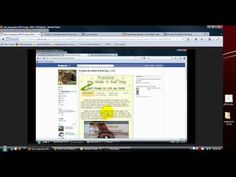 This video will show you how to pin an image from Facebook to Pinterest. Facebook tells you it can't be done but there is a way! See full E-Course at http://learningpinterest.com