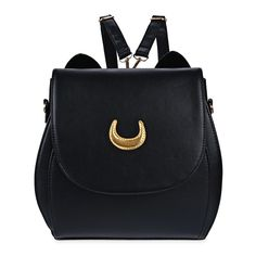 Korean Women Backpack PU Leather Sailor Moon Backpack Multifunction Black White Luna Cat Ladies Backpack Girls Travel Back Pack #>=#>=#>=#>=#> Click on the pin to check out discount price, color, size, shipping, etc. Save and like it!