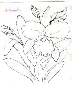 Artsanlia Riscos De Flores Mais