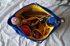 Made by Carlijn: #REVIEW: bagINbag from Insjö