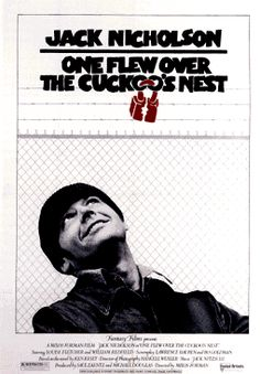 One Flew Over the Cuckoo's Nest (1975) is one of the greatest American films of all time.