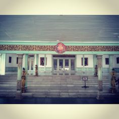 Puro Mangkunegaran #indonesia #solo #heritage #traditionalpalace