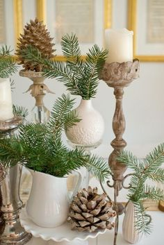 40 Awesome Pinecone Decorations For the holidays