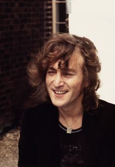 "A snapshot of John Lennon during the photo session for the album 'Walls and Bridge"" photo by May Pang"