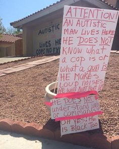 Shameful what has to be done to save our kids. This sign was in a front yard of a black family. #blacklivesmatter #blackamerica #Blackfamilypledge #blackchildren  do not kill our children. #humanrightscampaign  #civilright #naacp - do something