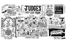 The Bible Project: The Book of Judges Poster
