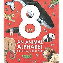 "An Animal Alphabet by Elisha Cooper. ""A counting book, an alphabet book, and an animal facts book all rolled into one with Elisha Cooper's wonderful illustrations."" -Jennifer D. New Children's Books, I Love Books, Good Books, September Baby, Kids Reading Books, Counting Books, Animal Alphabet, Alphabet Books, Fiction And Nonfiction"