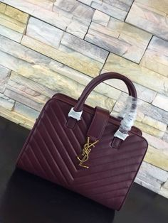 Wine Red Bag