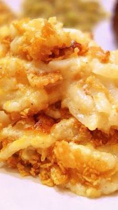 Lightened Up Cheesy Potato Casserole...