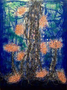 Artist : Manuel Miguel, Title : De la Serie Flores de Mayo. Para mayor información. https://www.facebook.com/pg/MADartmx/photos/?tab=album&album_id=995476873796067