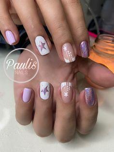 Short Square Acrylic Nails, Semi Permanente, French Nails, Beauty Nails, Mary Kay, Nail Colors, Nail Art Designs, Manicure, Pretty Nails
