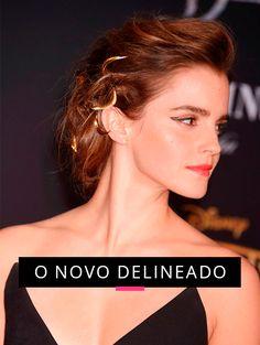 A nova tendência de beauté foi a mais vista e aderida pelas celebs e fashionistas.