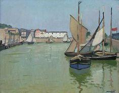 Les lieux qui ont inspiré les peintres – 7 : L'école de Honfleur