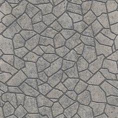 Textures Texture seamless | Paving flagstone texture seamless 05945 | Textures - ARCHITECTURE - PAVING OUTDOOR - Flagstone | Sketchuptexture