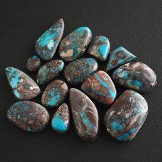 Bisbee Mine Turquoise Information