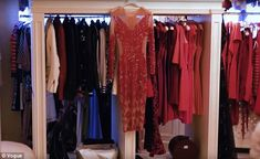 Huge Closet, Closets, Home Decor, Armoires, Decoration Home, Fitted Wardrobes, Room Decor, Wardrobes, Lockers