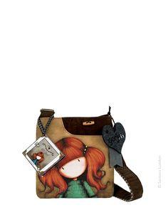 Gorjuss Pocket Bag - Little Annie