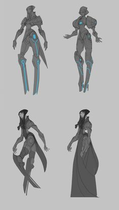 ArtStation - Camille, the Steel Shadow, Hing Chui